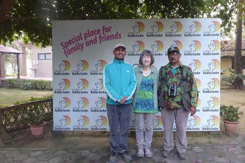 Birding around Lumbini and Jagdishpur Reservoir, 2-3 MARCH 2020