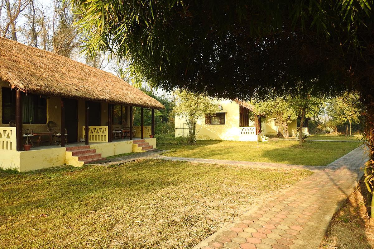 Deluxe Cottage - Lumbini Buddha Garden