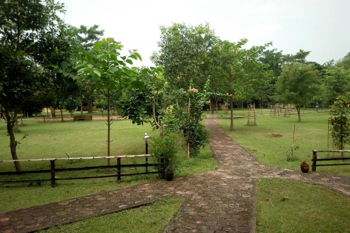 Lumbini Buddha Garden
