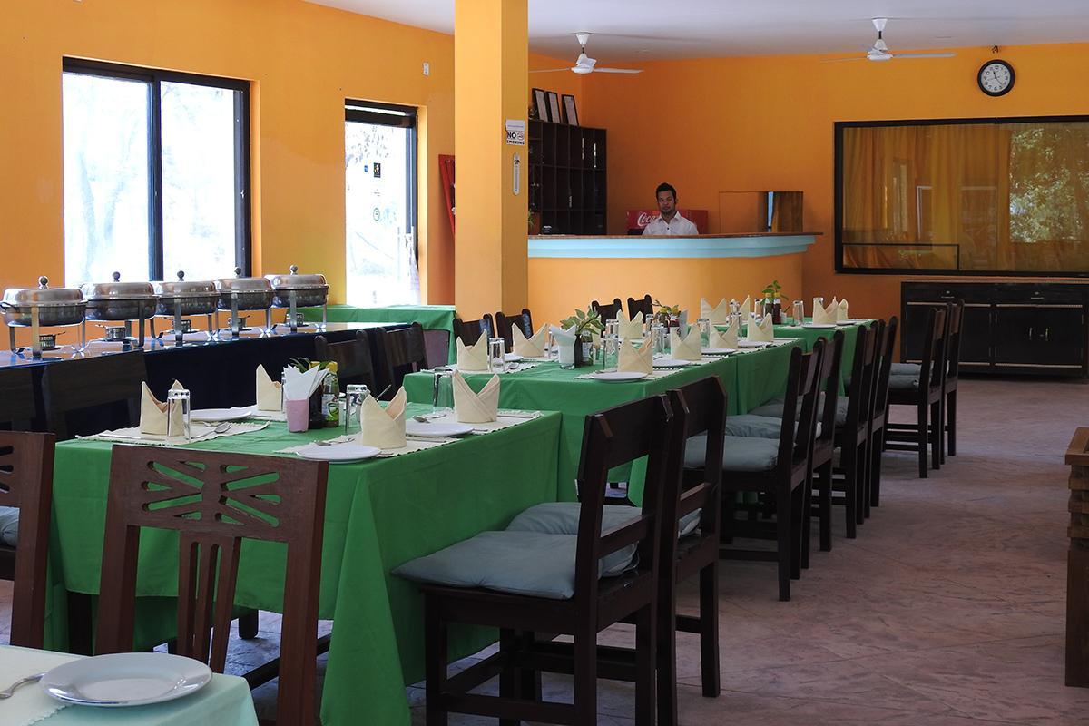 Restaurant - Lumbini Buddha Garden